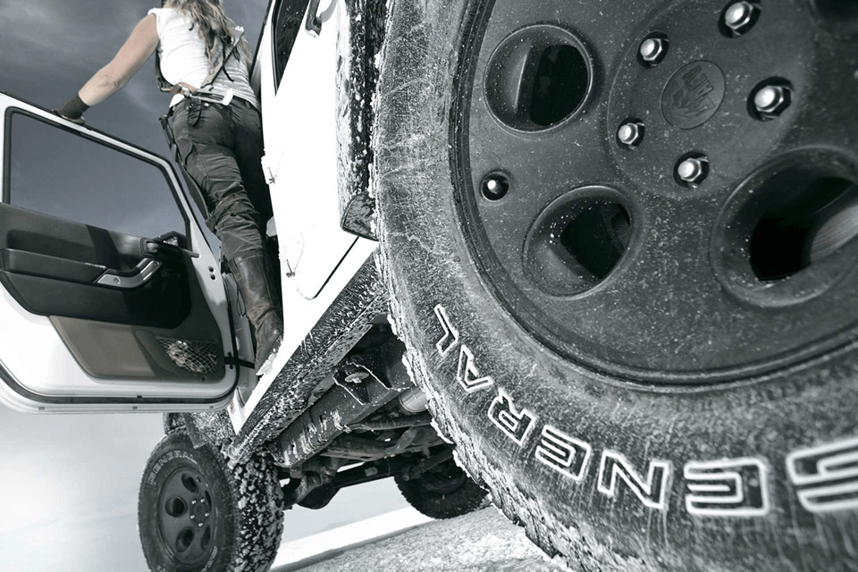 General Tire - 100 years of adventure
